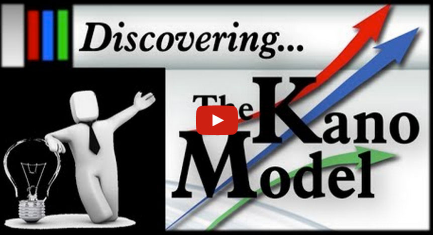 Discover the Kano Model - Video